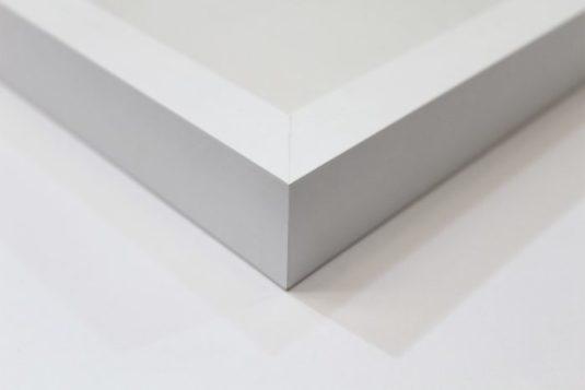 Moldura Blanca