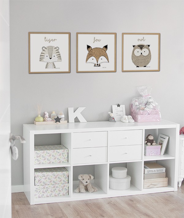 cuadros infantiless - Kids Deco