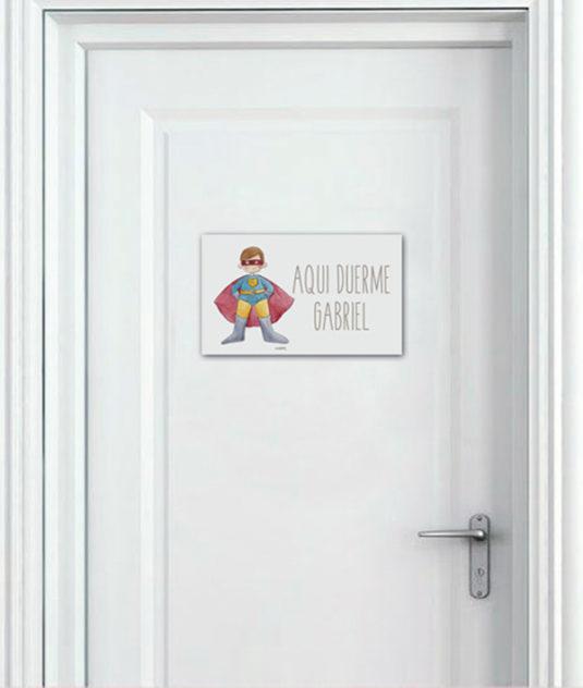 plcas puerta copia 535x632 - Placa Puerta Princesas Pocahontas