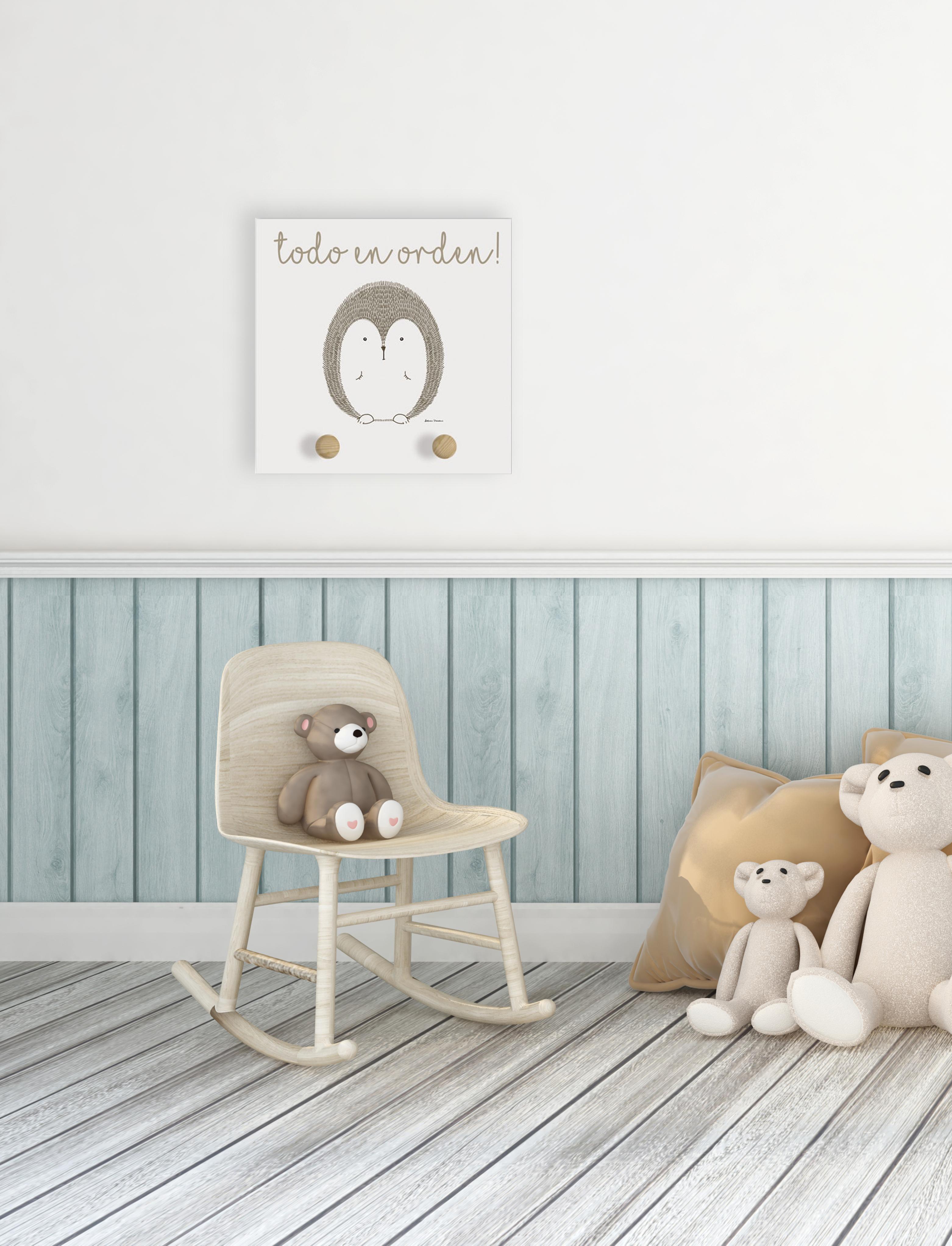 porcupine - Perchero Porcupine