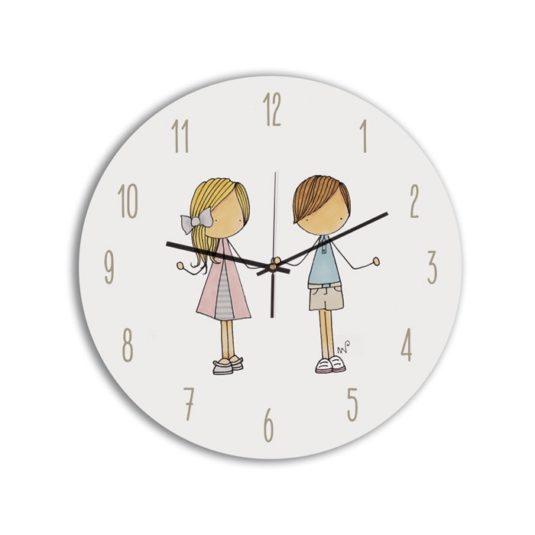 Reloj Circular Amigos-min