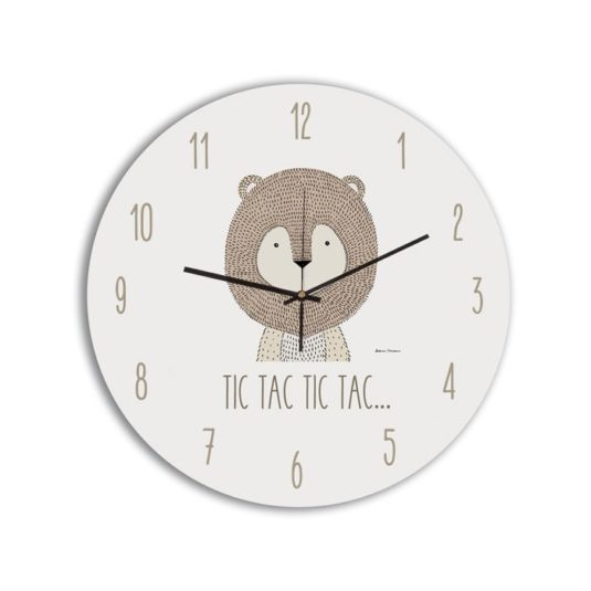 Reloj Circular Lion-min