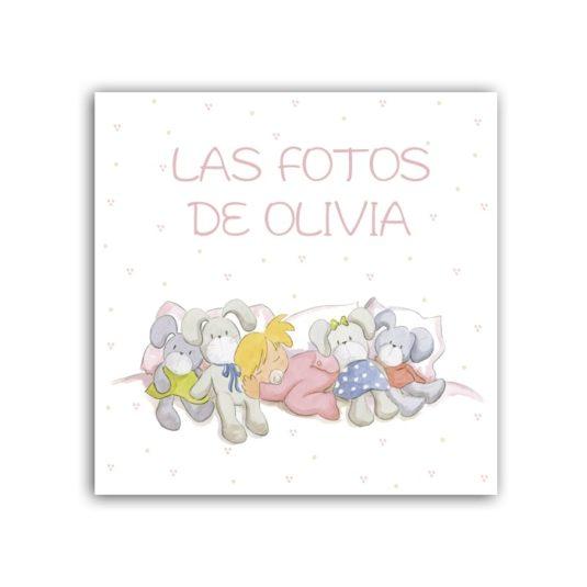 Album Dormidita liso 01-min