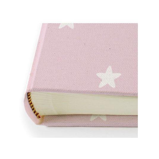 esquina estrella rosa