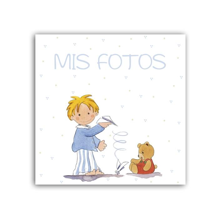 Album Niño Avion Liso-min