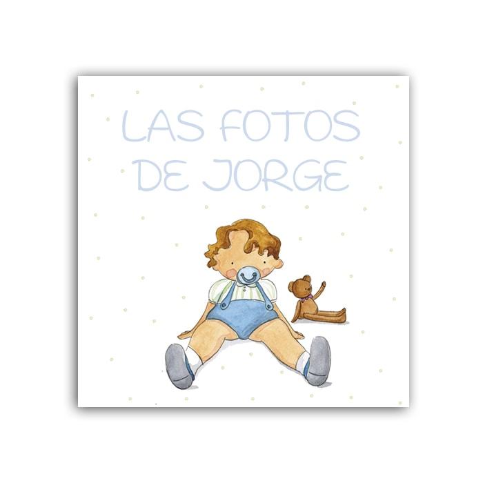 Album Niño Chupete liso-min