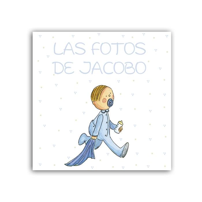 Album Niño Manta Liso-min