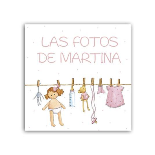Album tendedero Liso Nac-min