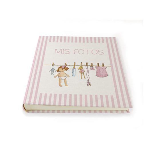 Album tendedero muñeca raya 01 Nac