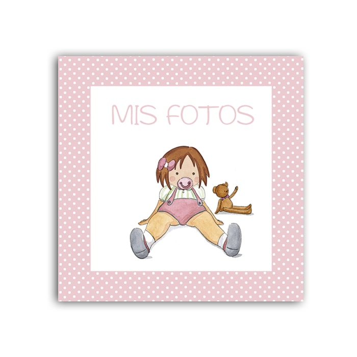 Album Niña Chupete topito 01-min