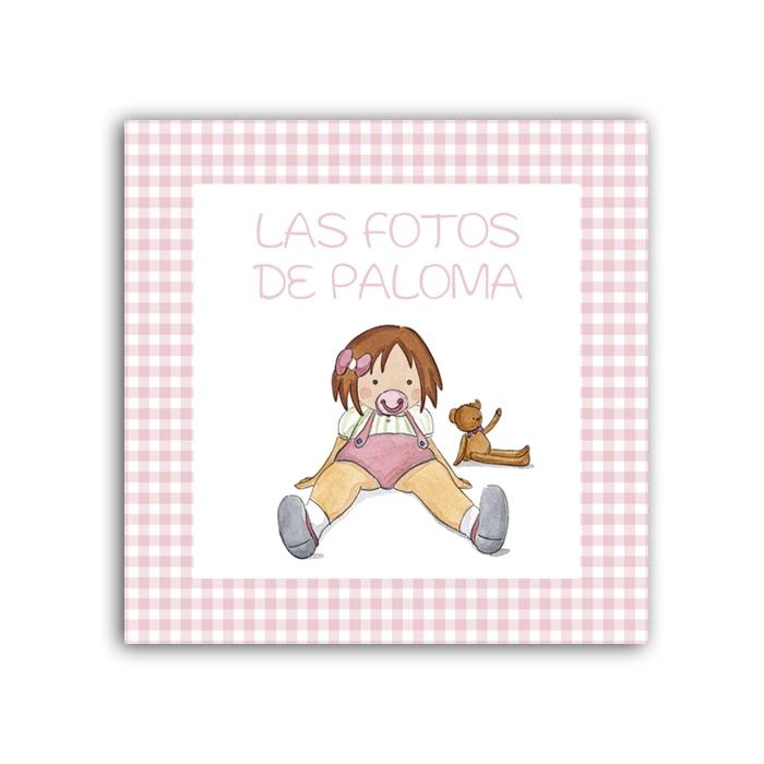 Album Niña Chupete Vichy 01-min