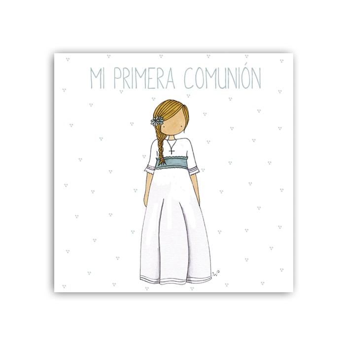 Album Niña5 liso 15 frontal