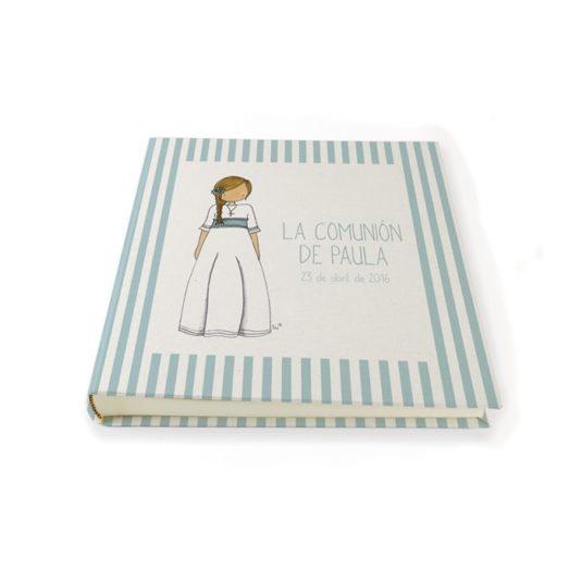 Album Niña5 rayas 15