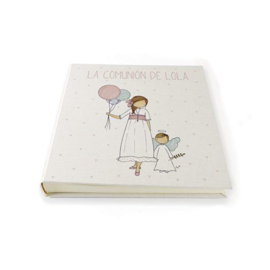 Album Niña7 liso 16