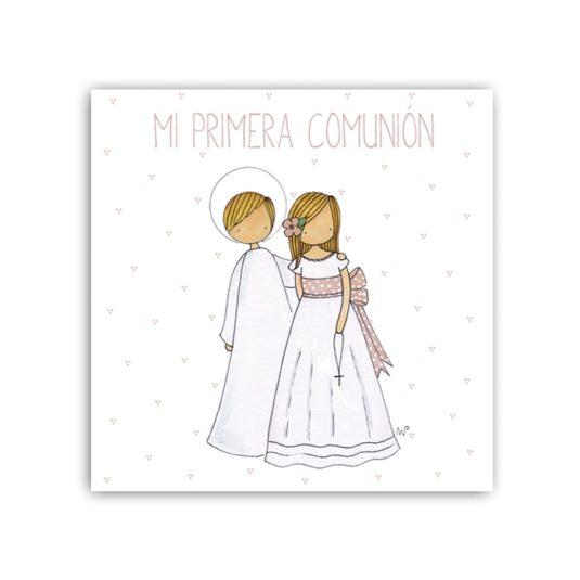 Album Niña8 liso 16 frontal