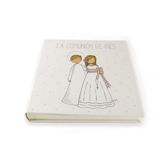 Album Niña8 liso 16
