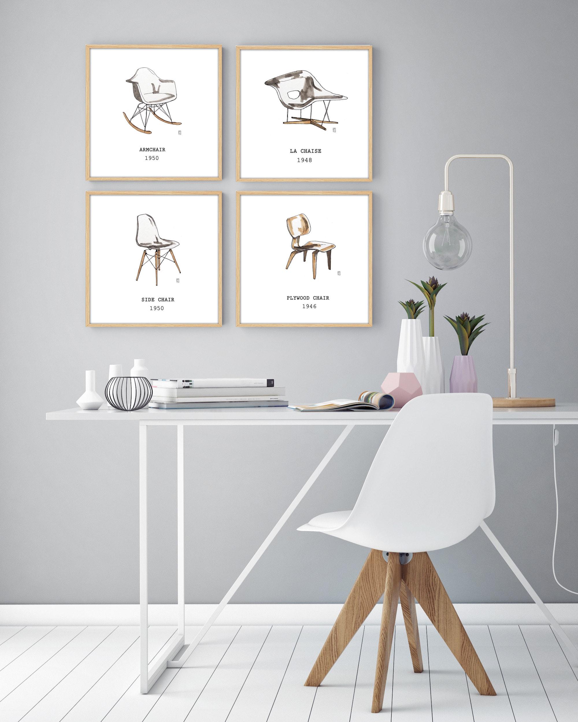 AMB EV28 min - Set Design Chair