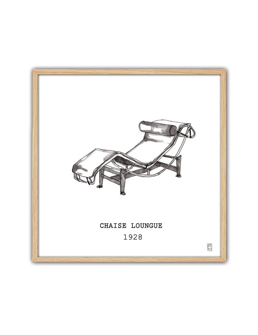 Chaise Longue EV16 NT-min
