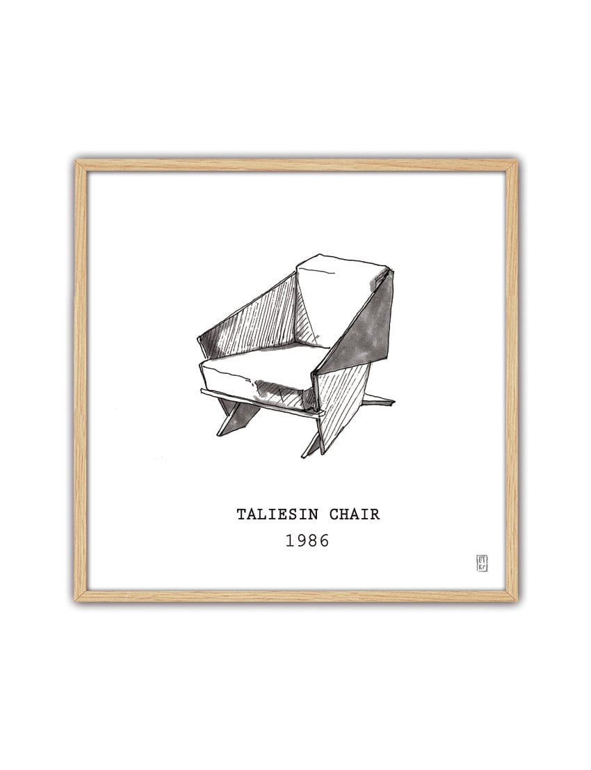 Taliesin Chair EV17 NT-min
