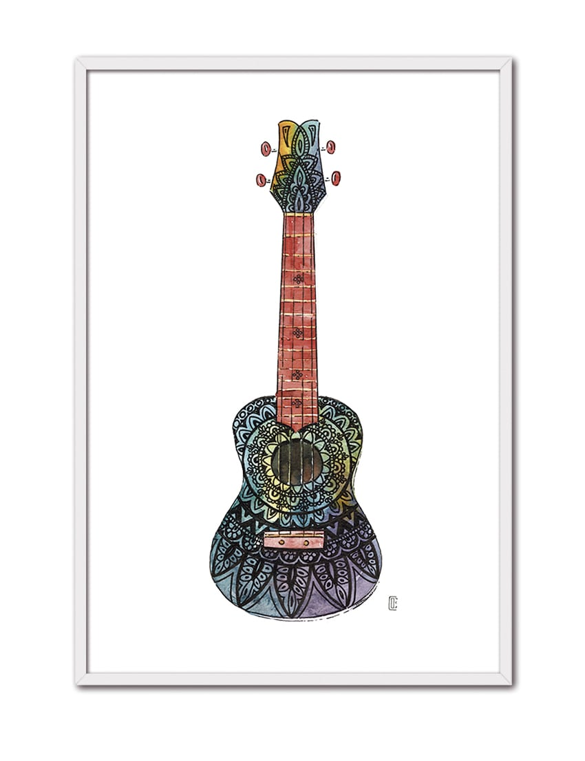 COLOR GUITAR CE127 BL-min