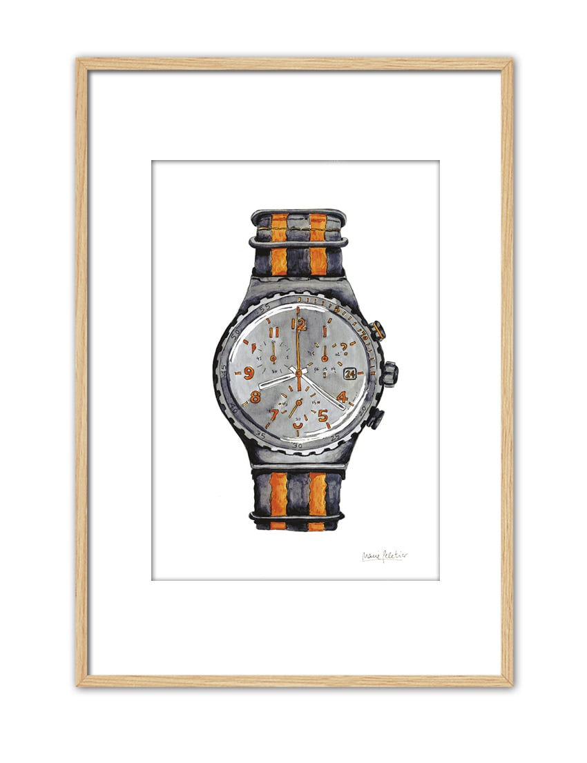 ORANGE WATCH PL59 PPT NT-min
