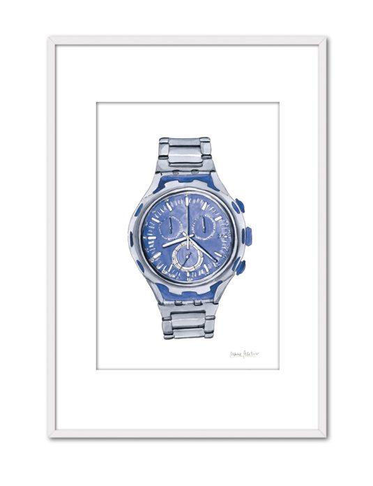 BLUE WATCH PL61 PPT BL-min