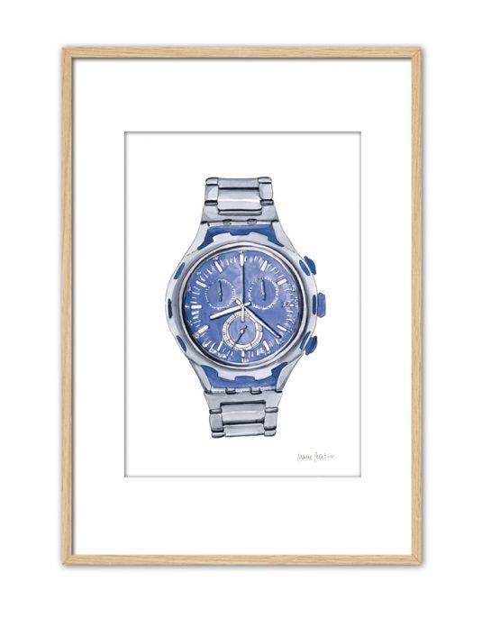 BLUE WATCH PL61 PPT NT-min