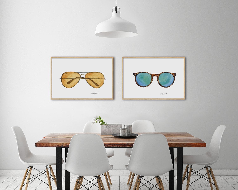 PL76 AMB min - Cuadro Lebowski Glasses PL76