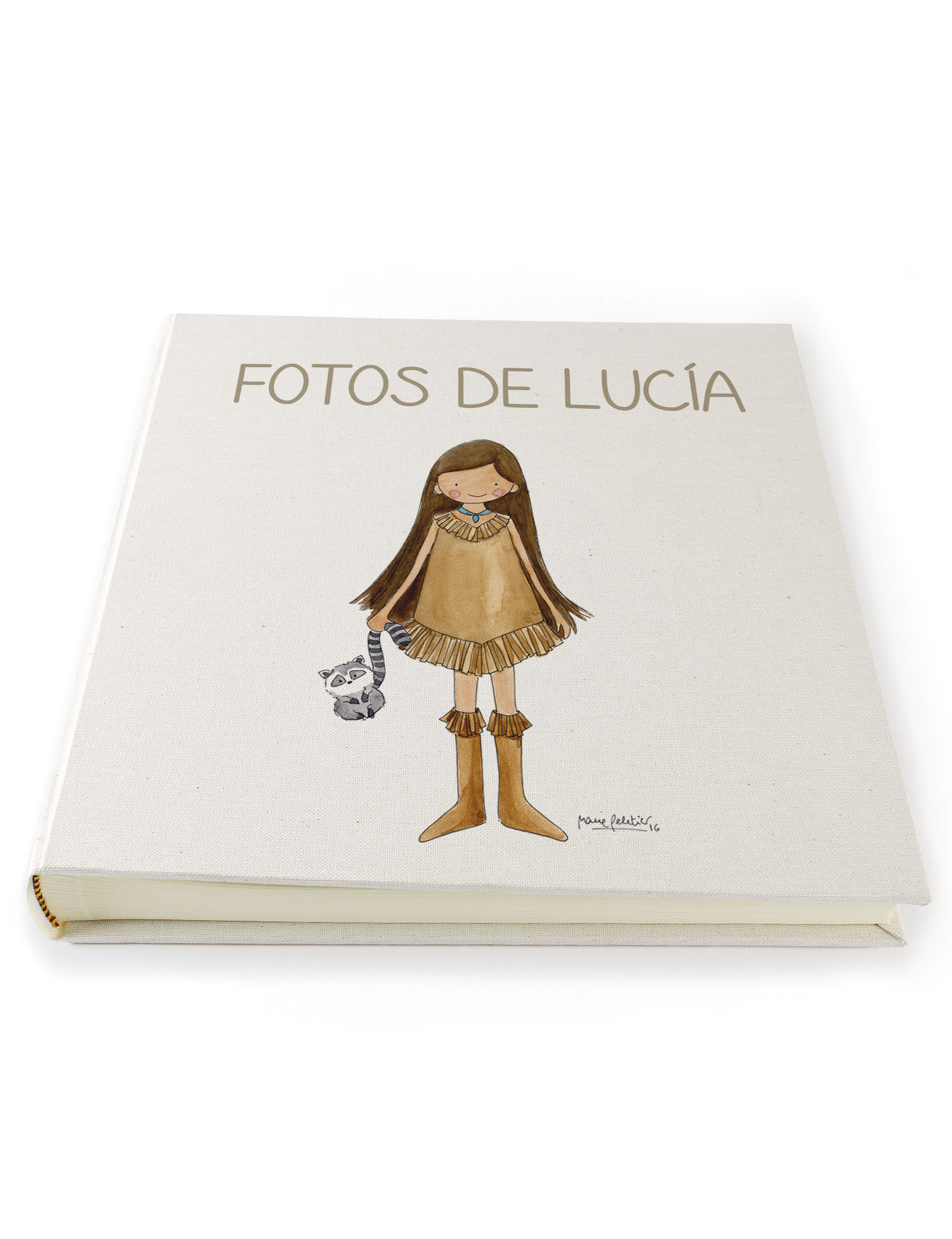 ALBUM POCAH PERS min - Album Princesas Pocahontas