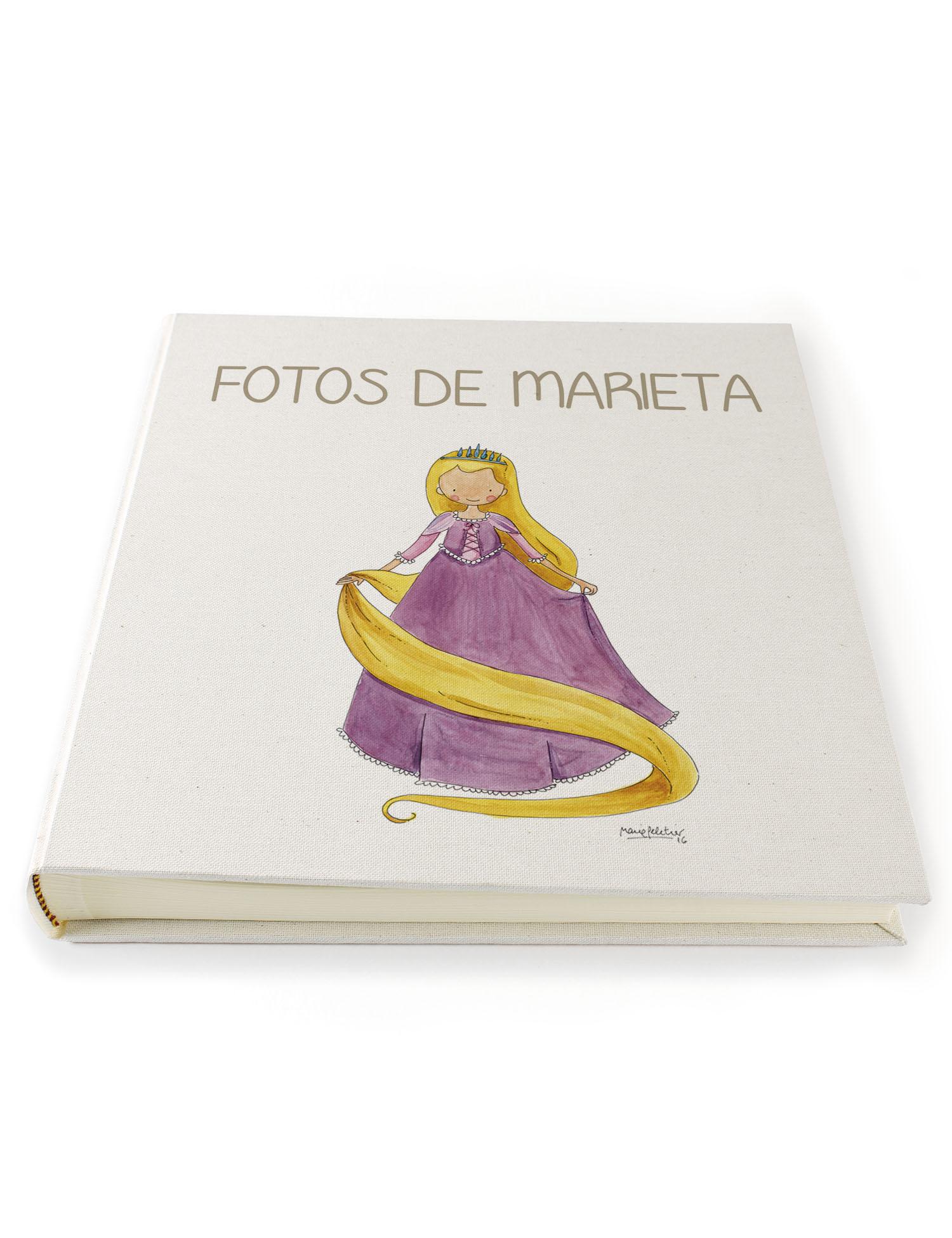 ALBUM RAPUN PERS min - Album Princesas Rapunzel