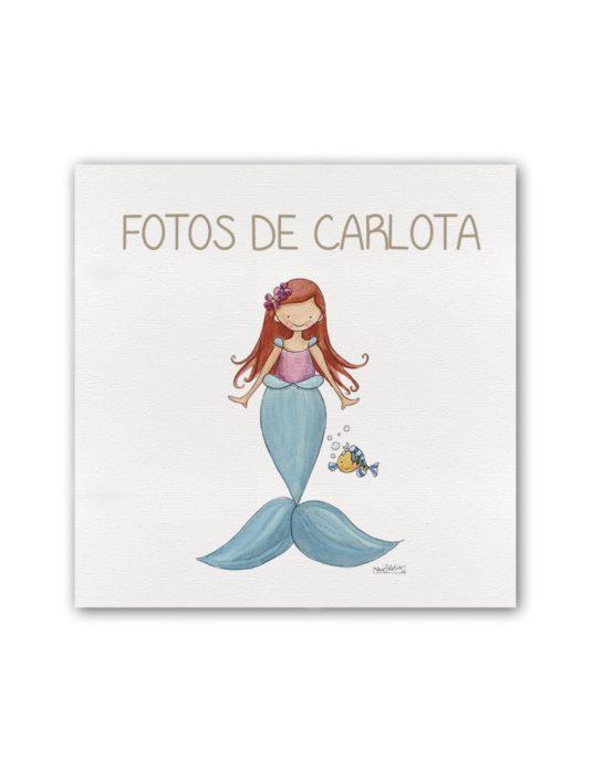 ALBUM SIRENITA PLANO min 535x696 - Album Princesas Sirenita