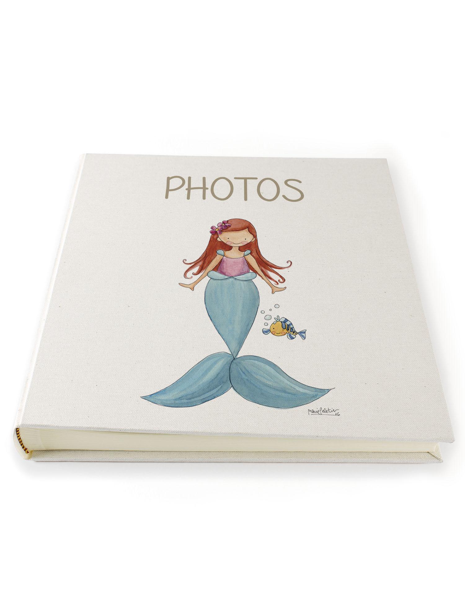 ALBUM SIRENITA min - Album Princesas Sirenita