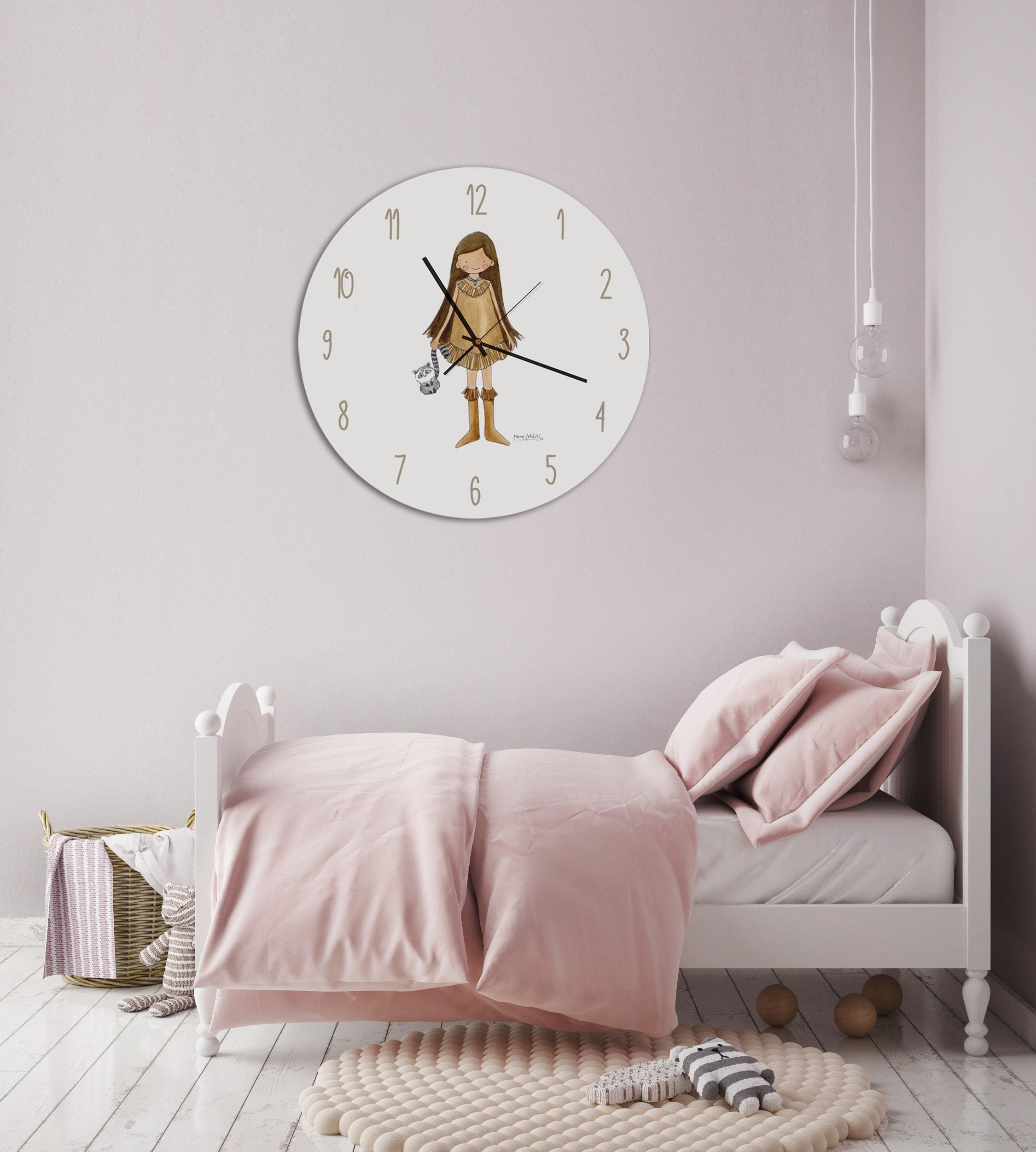 AMB SH RELOJ min - Reloj Princesas Sirenita