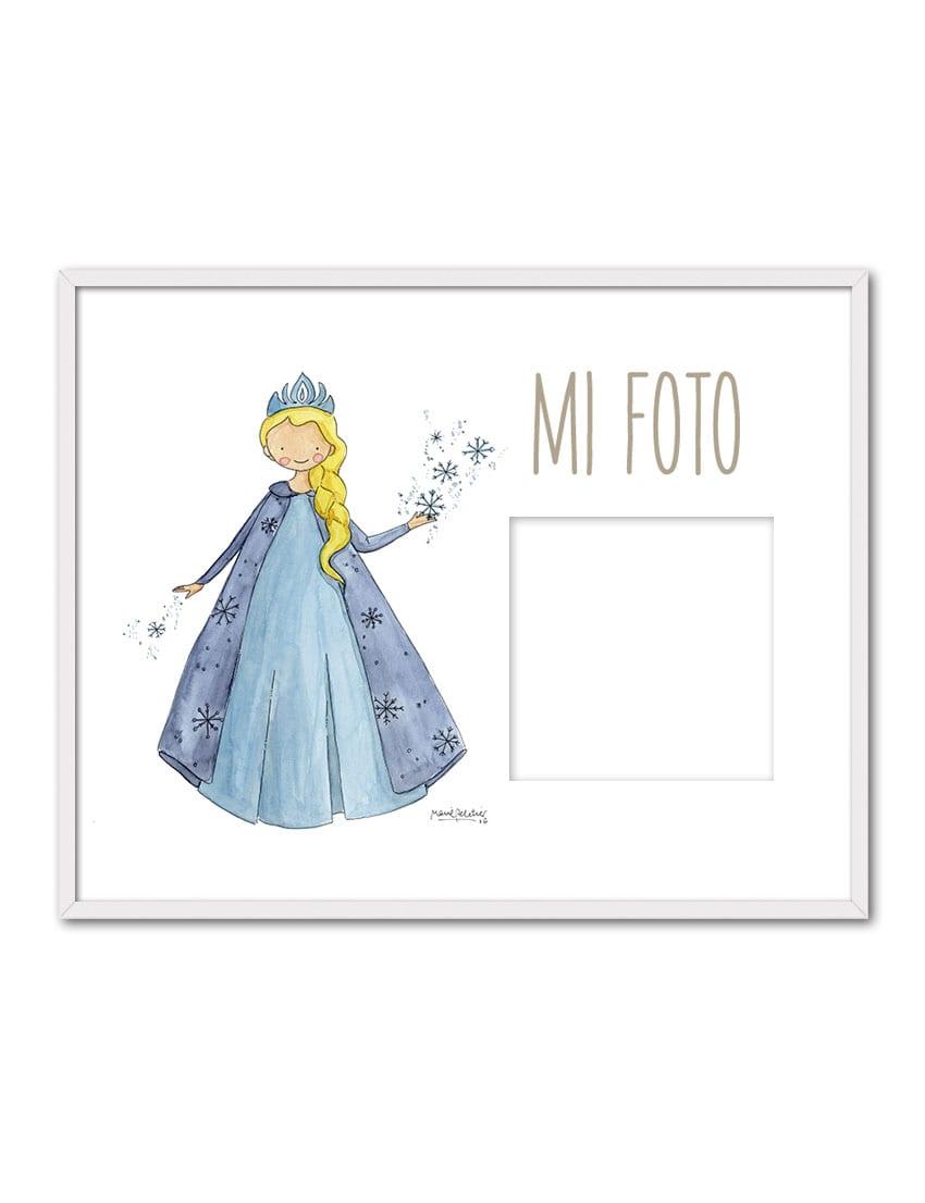 PORTAF FROZEN ENB min - Portafotos Princesas Frozen