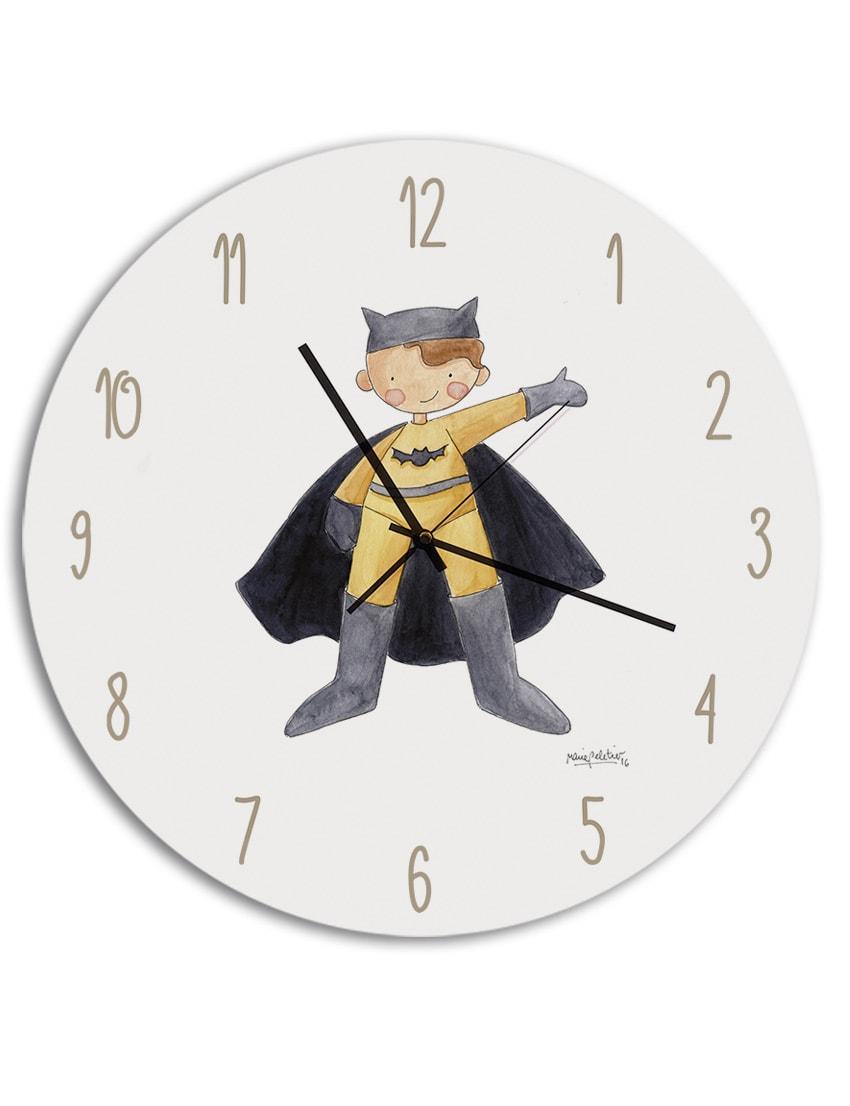 RELOJ BATMAN min - Reloj Super Héroes Batman