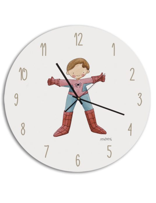 RELOJ SPIDERMAN min 535x696 - Reloj Super Héroes Spiderman