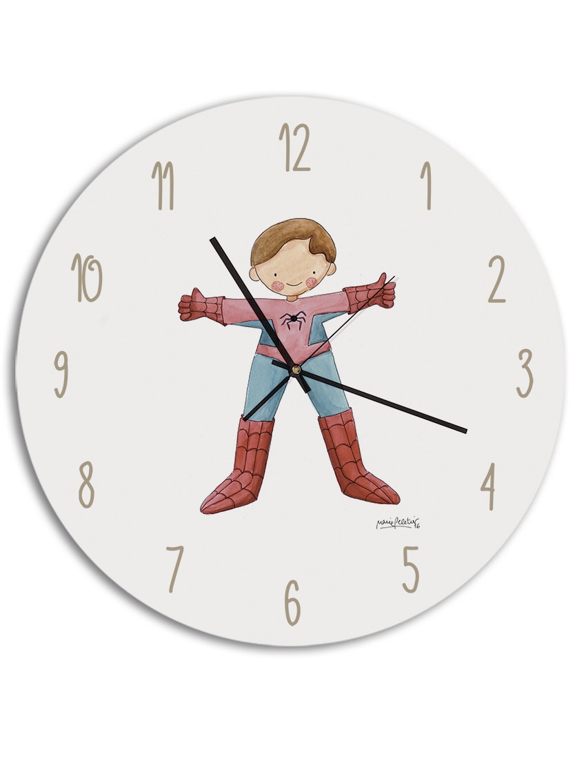 RELOJ SPIDERMAN min - Reloj Super Héroes Spiderman