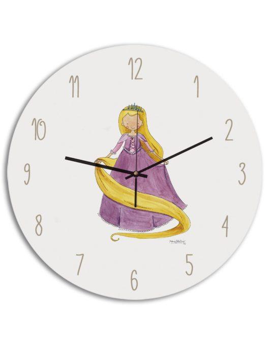 RPR R min 535x696 - Reloj Princesas Rapunzel