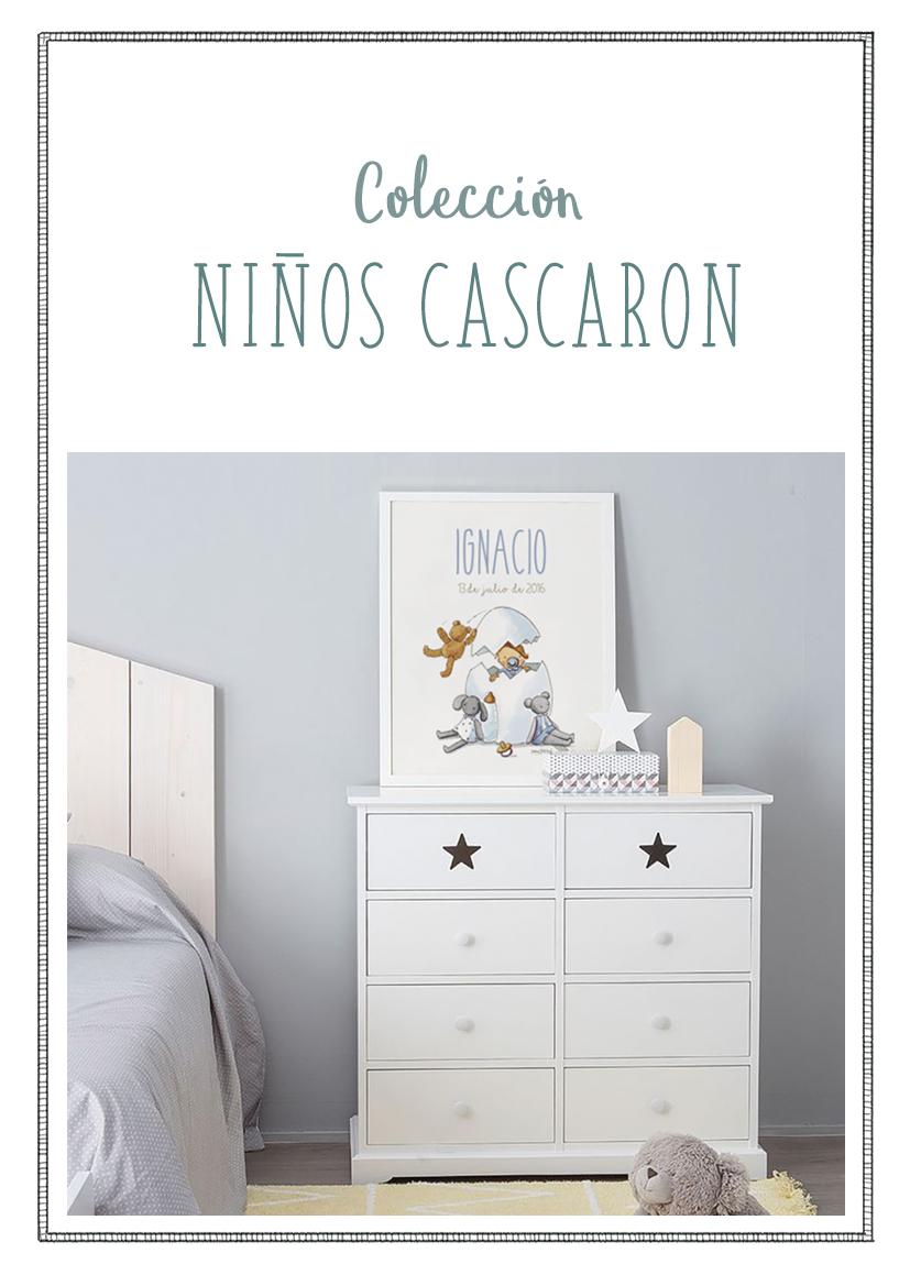 NIÑOS CASCARON - Niños cascarón