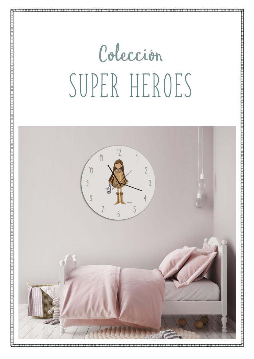 SUPER HEROES - Super Héroes