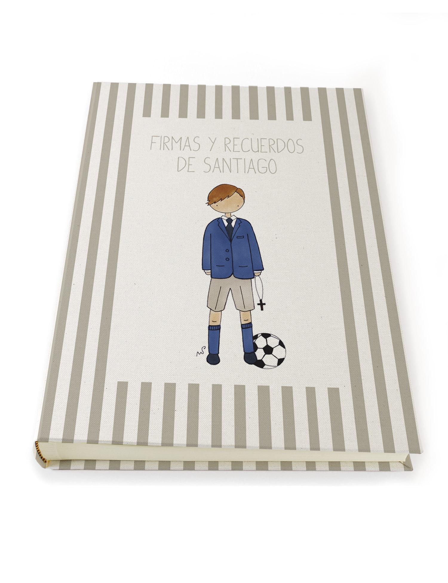 A3 NÑO3 GRECA min - Libro de Firmas Niño 3 Greca