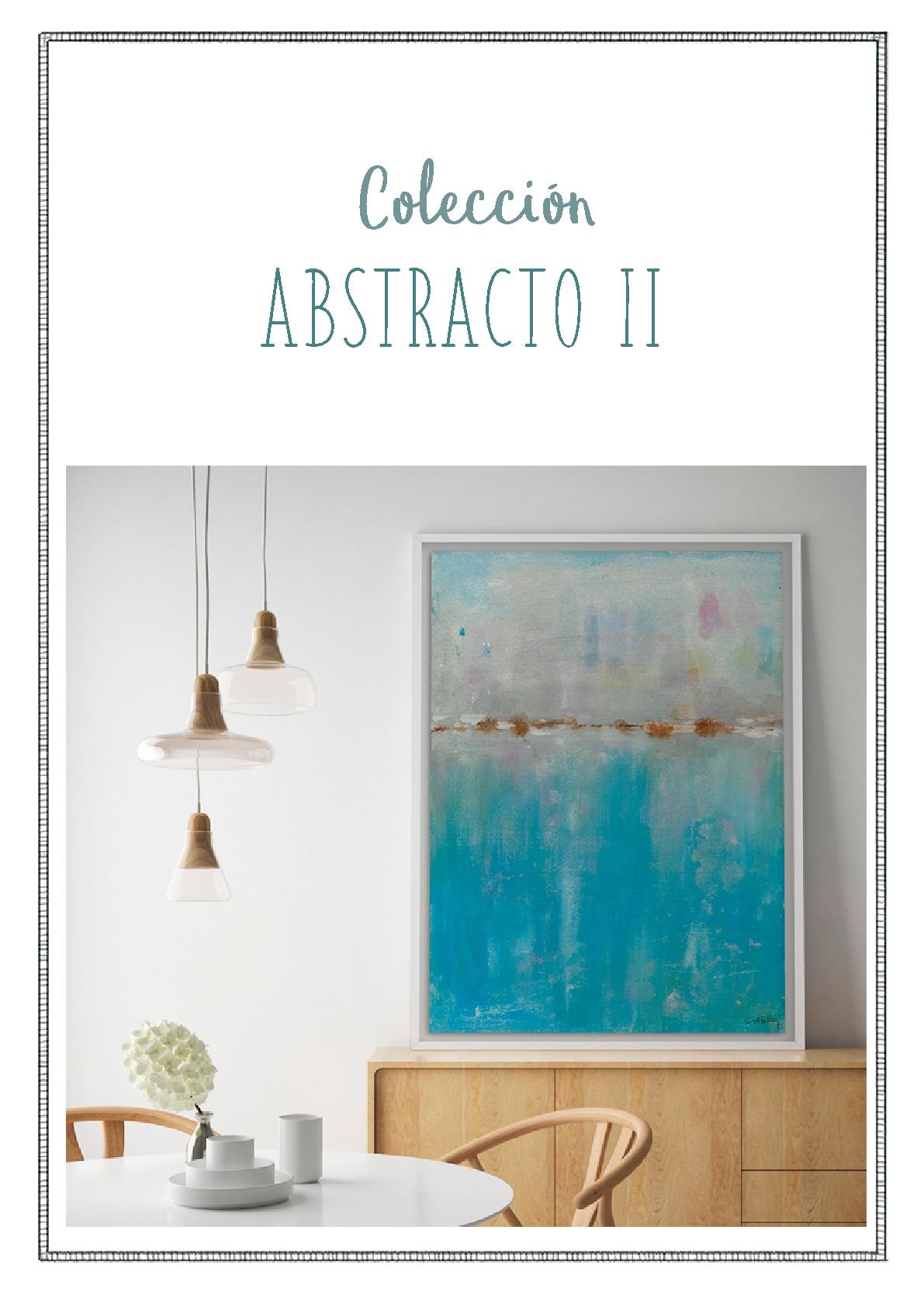 ABSTRACTO II 001 - Abstracto II