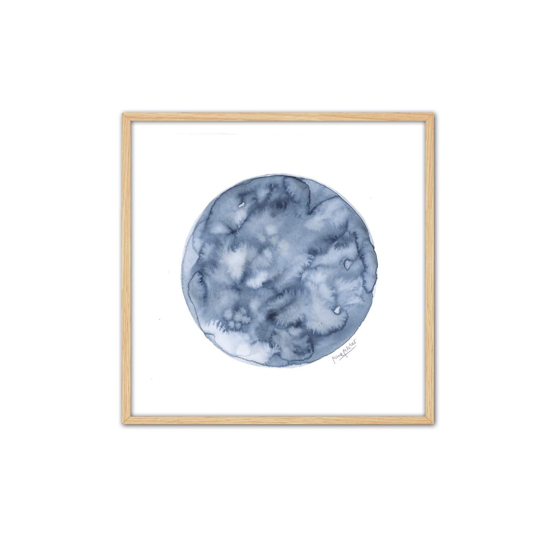 Cuadro Luna I