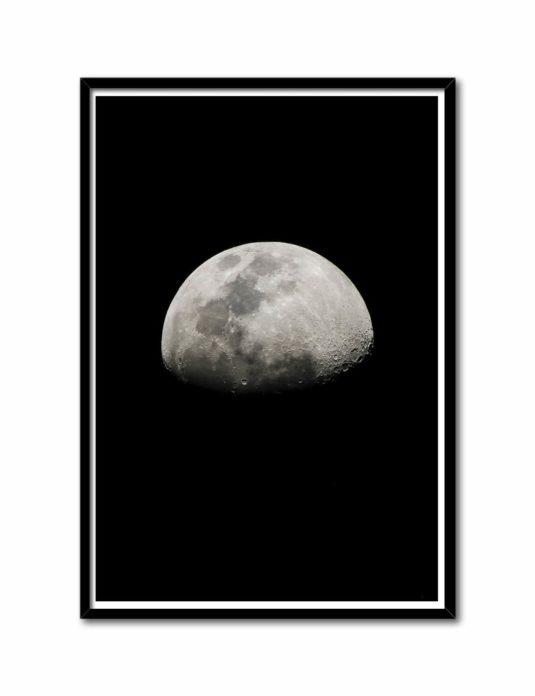 Cuadro Luna