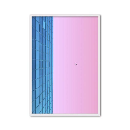 Cuadro rascacielos