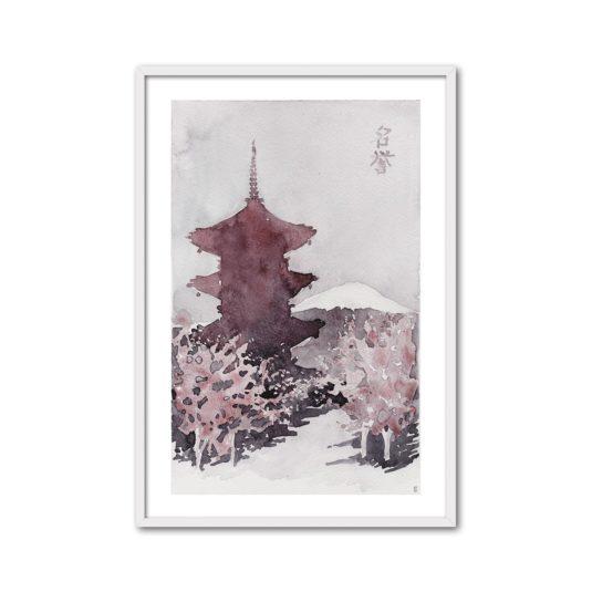 Pagoda I CE199 B-min