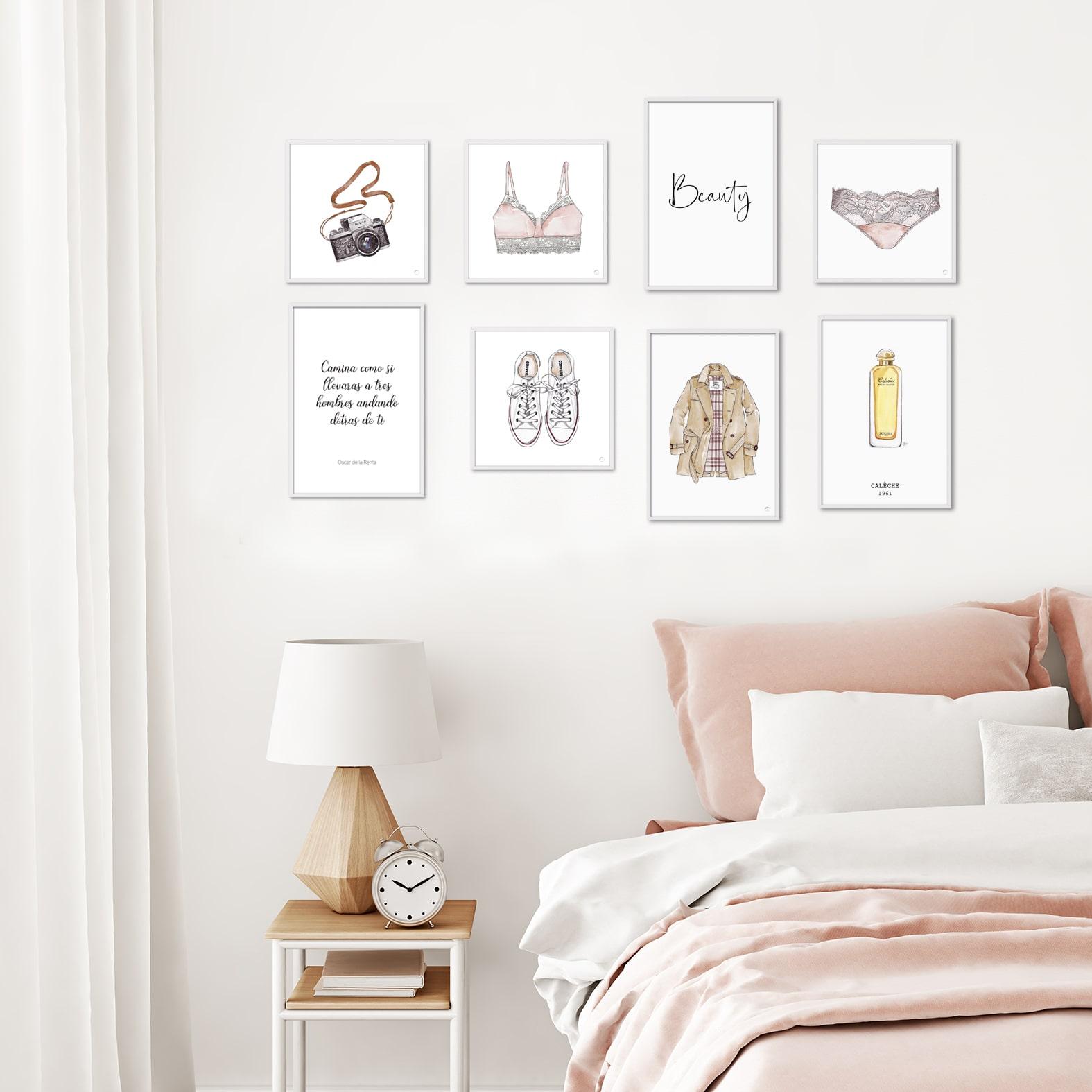 Composición colección Objects
