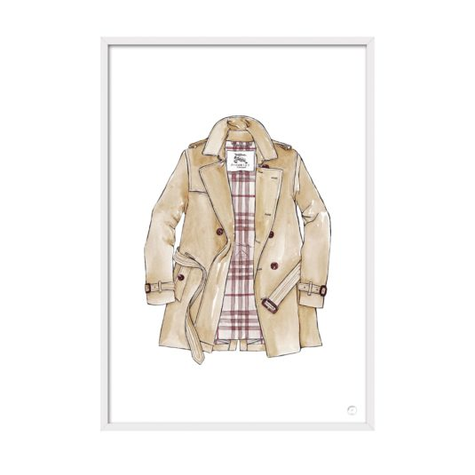 Cuadro London Trench