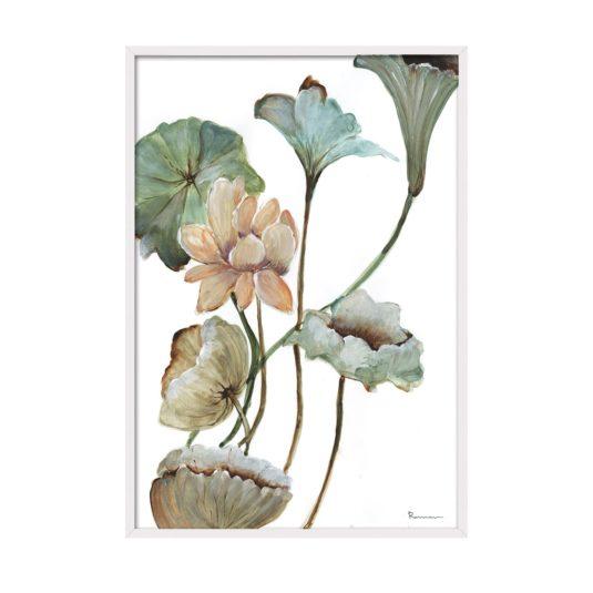 Flores de Loto I LR168